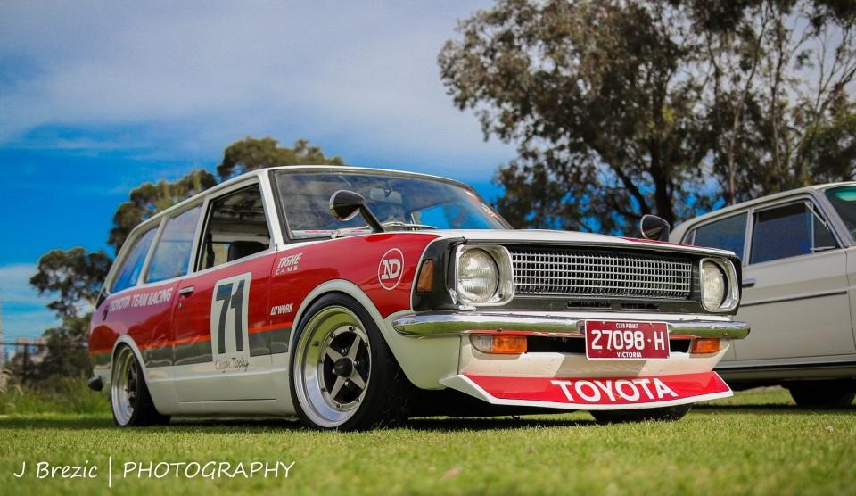 Toyota Wagon