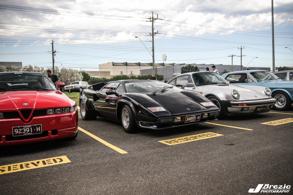 Highball Cars and Coffee 3